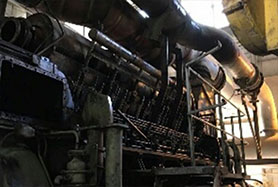 Das Energy System has started the overhaul of 2 engines in Farafra, Egypt.